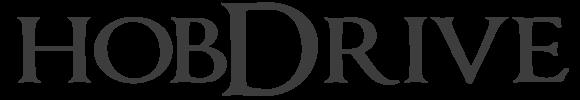 hobDrive logo